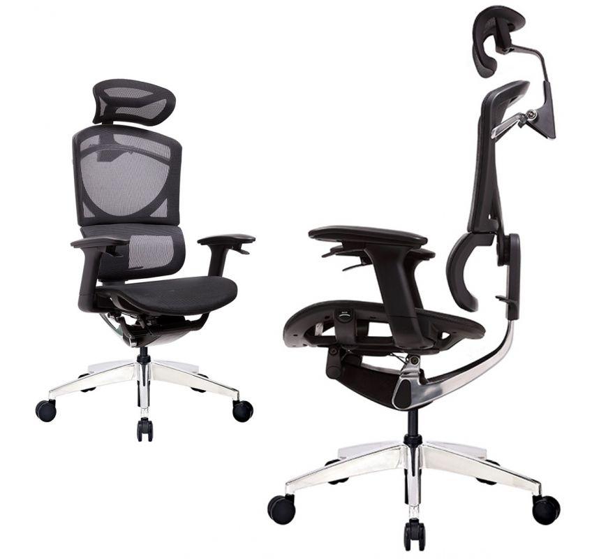 Кресло ERREVO UNO Черное