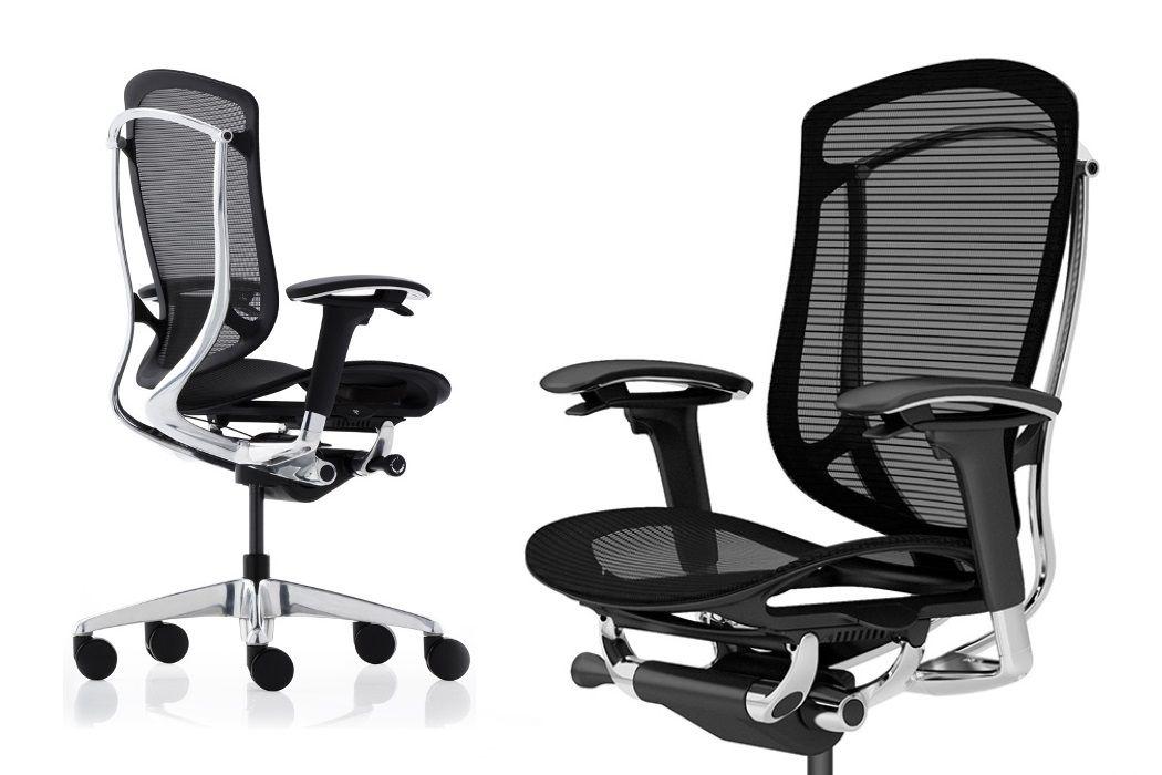 Špičkové Kancelářské Židle OKAMURA CONTESSA Seconda