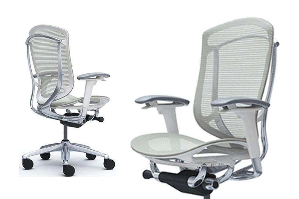 Designové Kancelářské Židle OKAMURA CONTESSA SECONDA