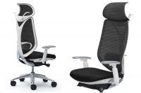 Židle OKAMURA SABRINA STANDARD Bílý Plast Black
