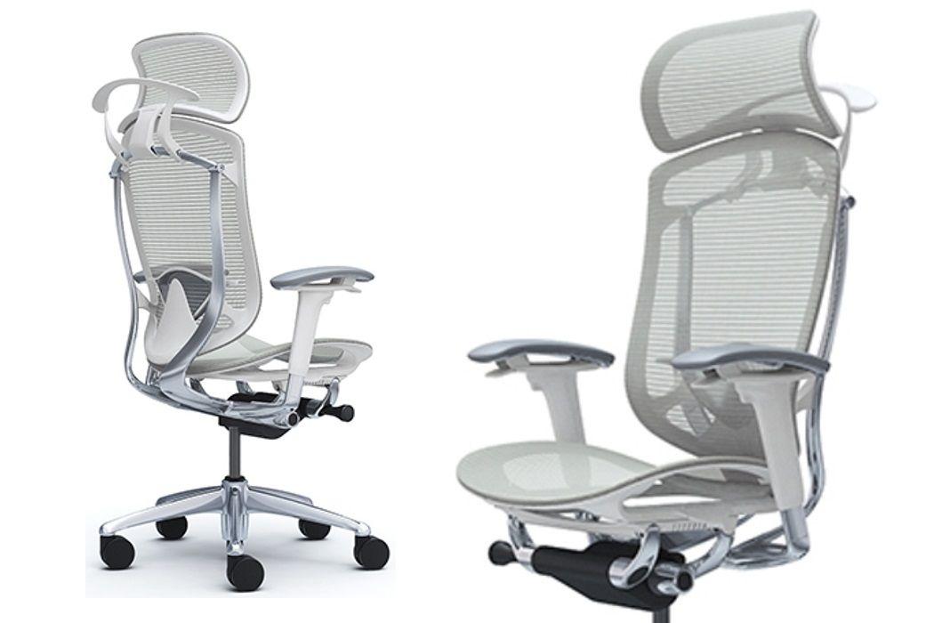 Kultovní Kancelářská Židle OKAMURA CONTESSA SECONDA